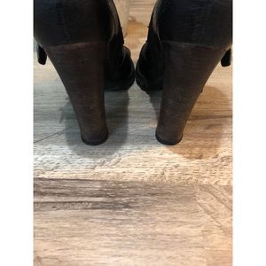Tory Burch Shoes - Tory Burch Black Landers Leather Booties